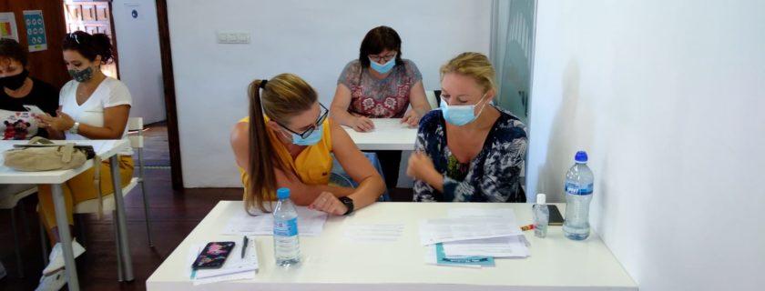 Metodický kurz našich učiteliek na Tenerife